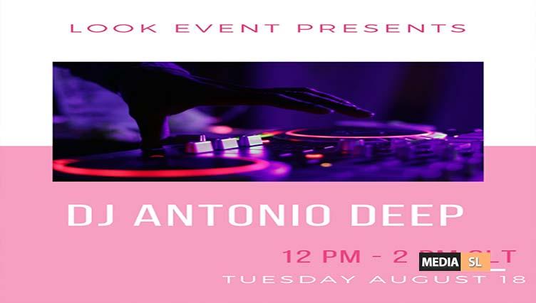 Party with Dj ANTONIO DEEP @ LOOK EVENT !! – Show