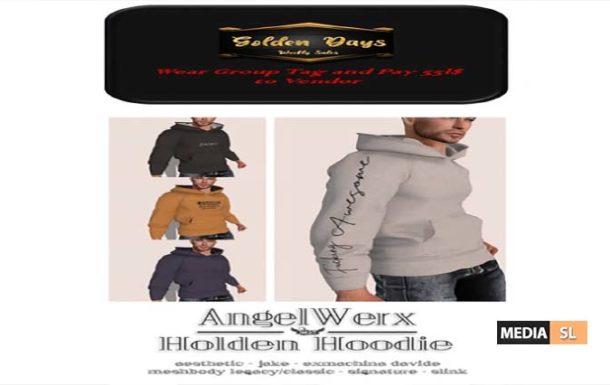 Holden Hoodie – NEW MEN