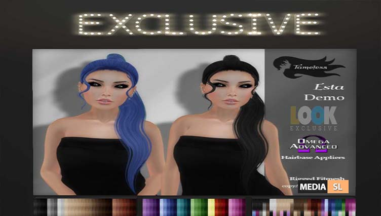 TAMELESS – @ LOOK EVENT – NEW