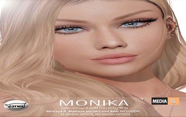 MONIKA – NEW