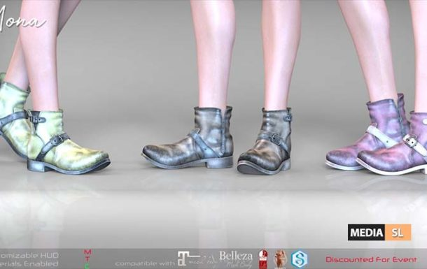 Remezzo – Mona Boots – NEW
