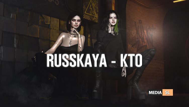 RUSSKAYA @ Sense Event – NEW