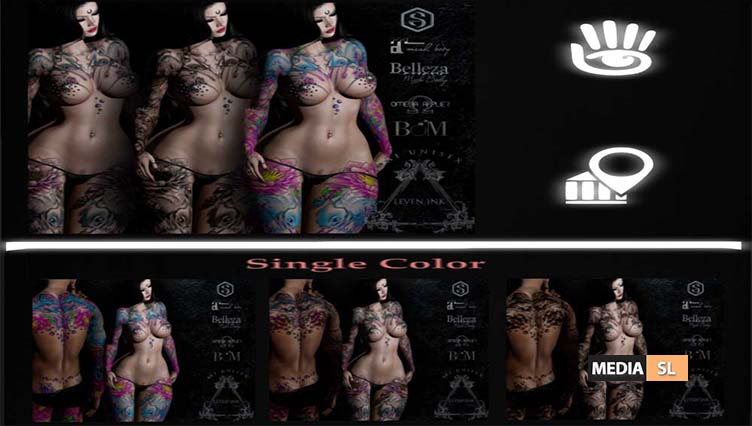 LEVEN INK – @ LOOK EVENT – NEW