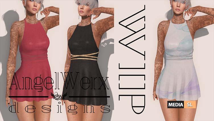 WIP dress – NEW