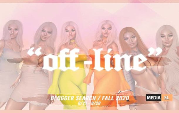 """Off-Line"" x Blogger Search / Fall 2020 – JOB"