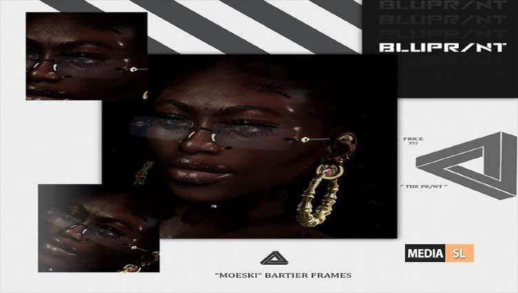 """Moeski"" Bartier Frames – NEW"