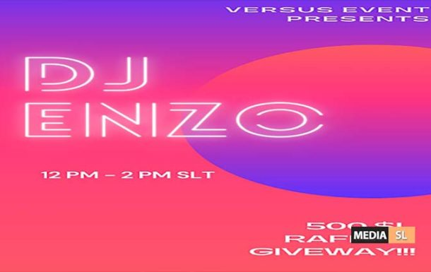 Party with Dj ENZO @ VERSUS EVENT !! – Show