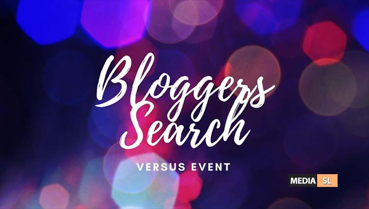Versus Event Bloggers Search – JOB