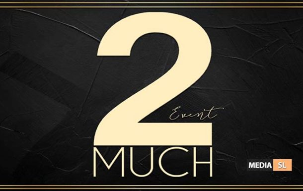 2MUCH Event – October 2020
