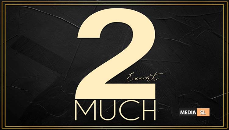 2MUCH Event – September 2020