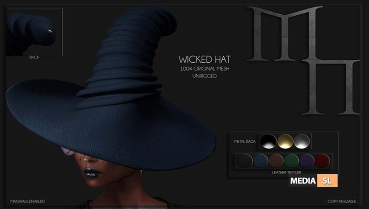 Wicked Hat – NEW