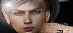 ROZOREGALIA_VOLUMA*FACE PIERCINGS – NEW MEN