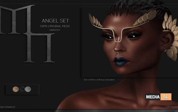 Angel Set by Madame Noir @The Liaison Collaborative  – NEW