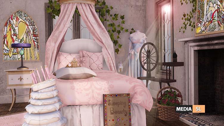 Sleeping Beauty Gacha – GACHA