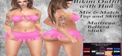 Tastic- Cindy Bikini Outfit!  – NEW