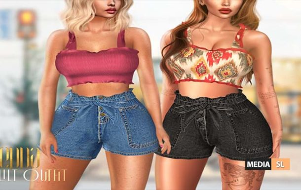 New Release@Lilt Outfit  – NEW