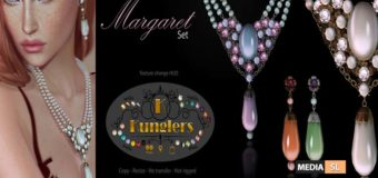 KUNGLERS – Margareth set – NEW