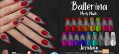 Jendayi Ballerina Nails – NEW