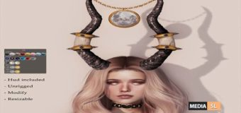 Moon Chain Horns – NEW