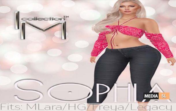 I.M.C. Sophia  – NEW
