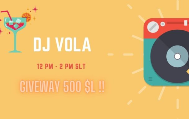 Party with Dj VOLA @ VERSUS EVENT !! – Show