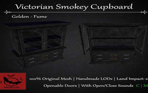 Victorian Cupboard 50% Off – SALE