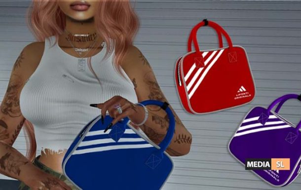LF. – Adios Tote (Group Gift) @ Mainstore! – GIFT
