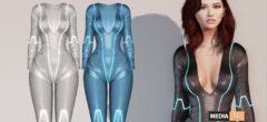 Neon Storm Suit 60L  – SALE
