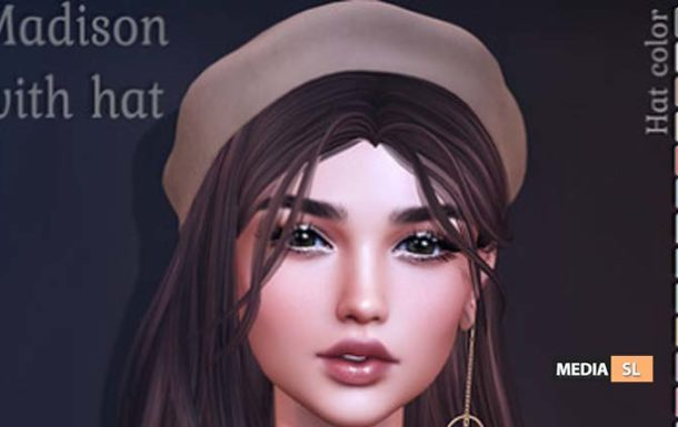 {Limerence} Madison hair – NEW