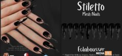 Stiletto Nails Eclabousser – NEW