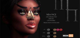 New Face by Madame Noir  – Sale