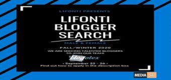 LIFONTI BLOGGER SEARCH – JOB
