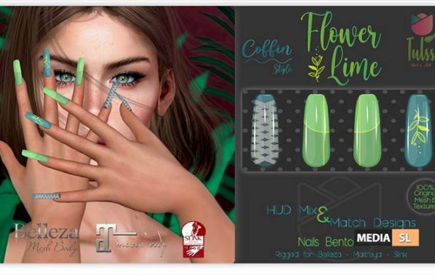 Tulssy Nail's Art @ WIP EVENT – NEW