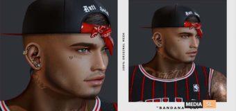 """Bandana"" cap – NEW MEN"