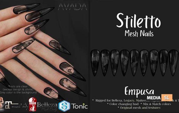 Stiletto Nails Empusa – NEW