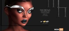 Fake Brows by Madame Noir – NEW