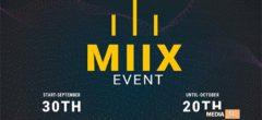 :::MIIX EVENT::: – October 2020