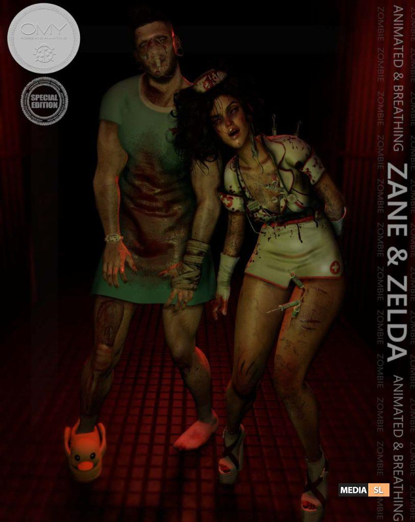 Zane&Zelda @ Mainstore –新