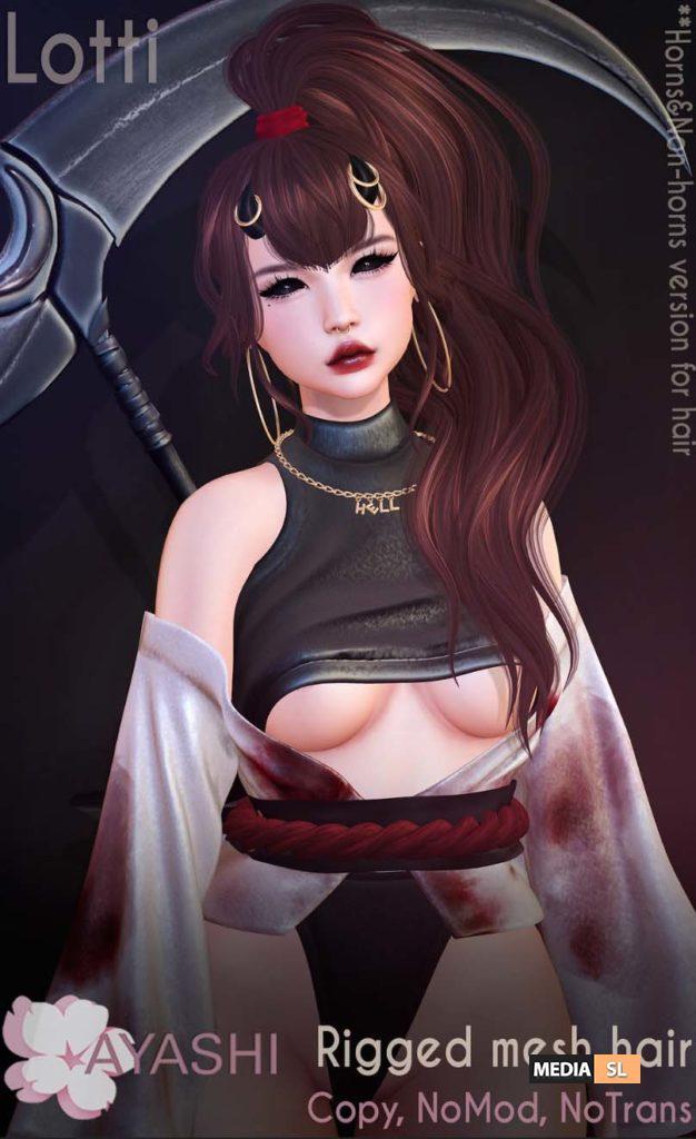 [^.^Ayashi^.^] Lotti hair special for Satan Inc. – NEW