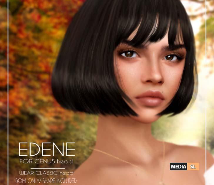 DS'ELLES - EDENE FOR GENUS HEAD – NEW