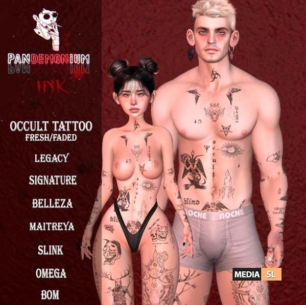Two Exclusives for the DARK STYLE FAIR – NEW