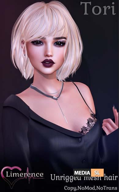 {Limerence} Tori hair – NEW