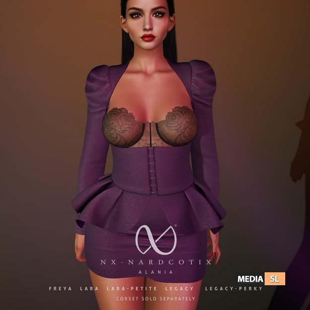 NX-Nardcotix Alania Suit – NEW