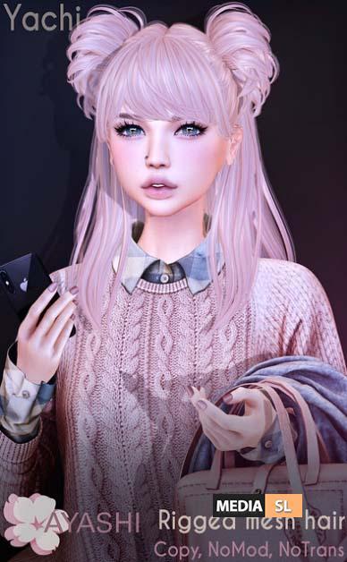 [^.^Ayashi^.^] Yachi hair – NEW