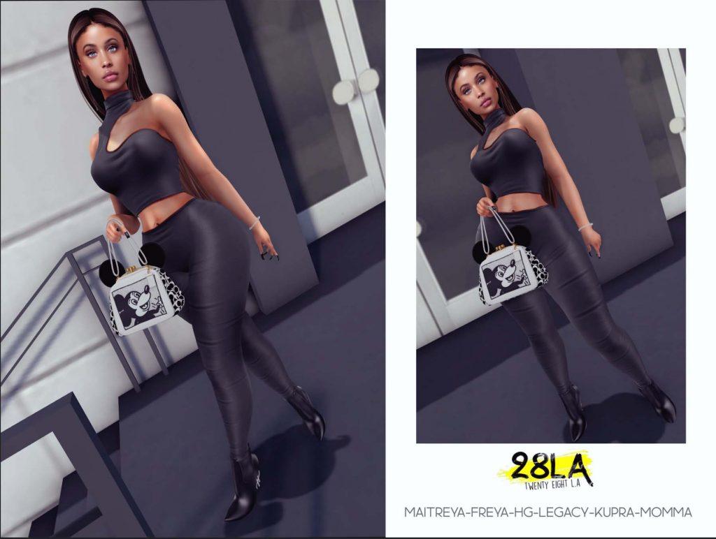 28LA. Alex Set – NEW